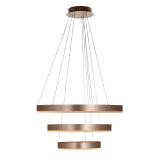 Richmond Hanglamp 'Jenna', 3-lamps, kleur Goud