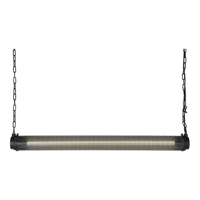 LABEL51 Hanglamp 'Tube', Metaal, 130cm, kleur Zwart