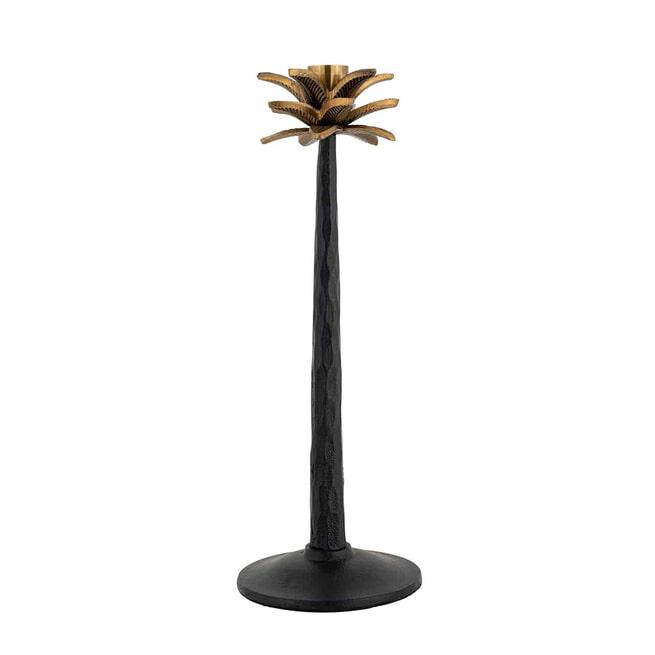 Richmond Kandelaar 'Everlee' 37cm, kleur Zwart/Goud