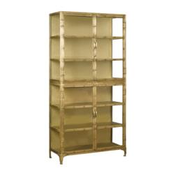 RENEW Vitrinekast 'Minoru' kleur Antique Brass