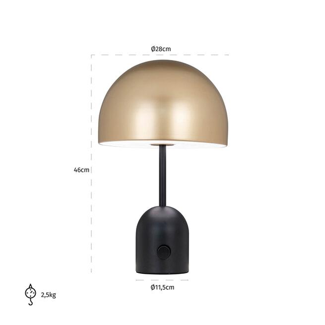 Richmond Tafellamp 'Elvina'
