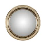 Richmond Spiegel 'Maloe' Ø 55cm, kleur Goud
