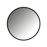 Richmond Spiegel 'Maeron', 70cm, kleur Zwart