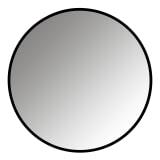 Richmond Ronde Spiegel 'Maevy' 110cm, kleur Zwart
