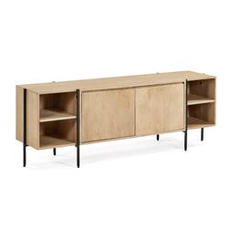 Kave Home TV-meubel 'Palmia' 160cm, kleur Naturel