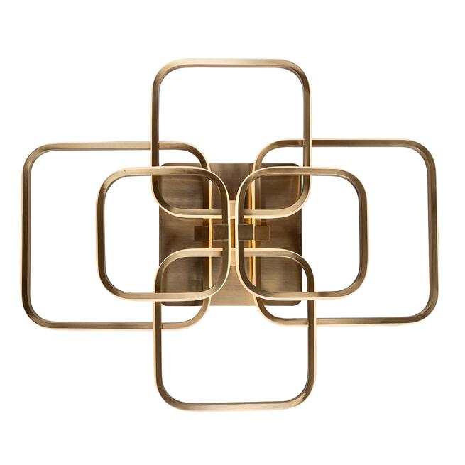 Richmond Plafondlamp 'Cailey' kleur Goud