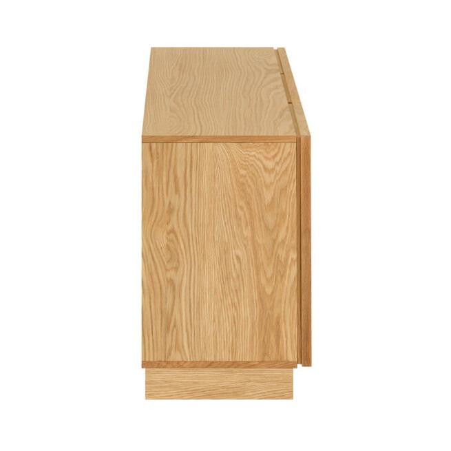 Kave Home Dressoir 'Taiana' Eiken, 160cm