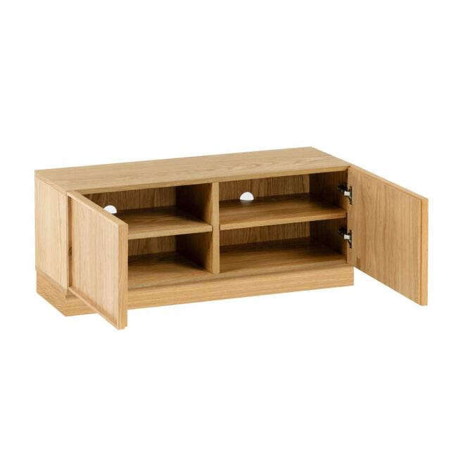 Kave Home TV-meubel 'Taiana' 112cm, 2-deurs