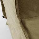 Kave Home Slaapbank 'Lyanna' 140cm, kleur Bruin