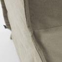 Kave Home Slaapbank 'Lyanna' 140cm, kleur Beige