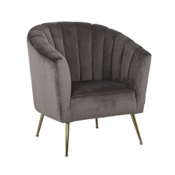 Richmond Fauteuil 'Shelly' Velvet