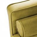 Kave Home 2-zits Bank 'Debra' Fluweel, kleur Oker