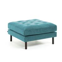 Kave Home Poef 'Debra' kleur Turquoise