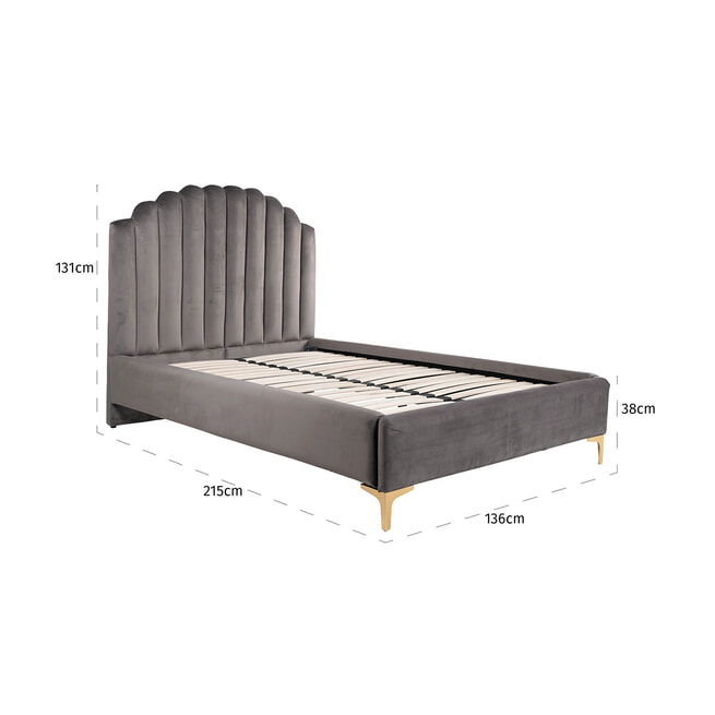 Richmond Bed 'Belmond', 180x200, Excl. matras