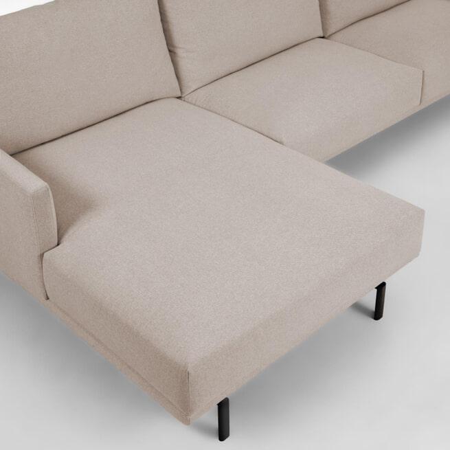 Kave Home 4-zits Loungebank 'Galene' Links