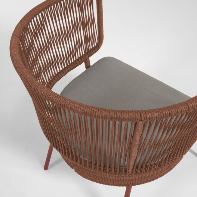 Kave Home Tuin fauteuil 'Nadin'