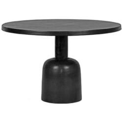 LABEL51 Salontafel 'Wink' 70cm, kleur Zwart