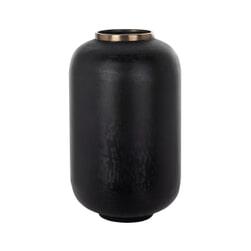 Richmond Vaas 'Densley' 42cm, kleur zwart