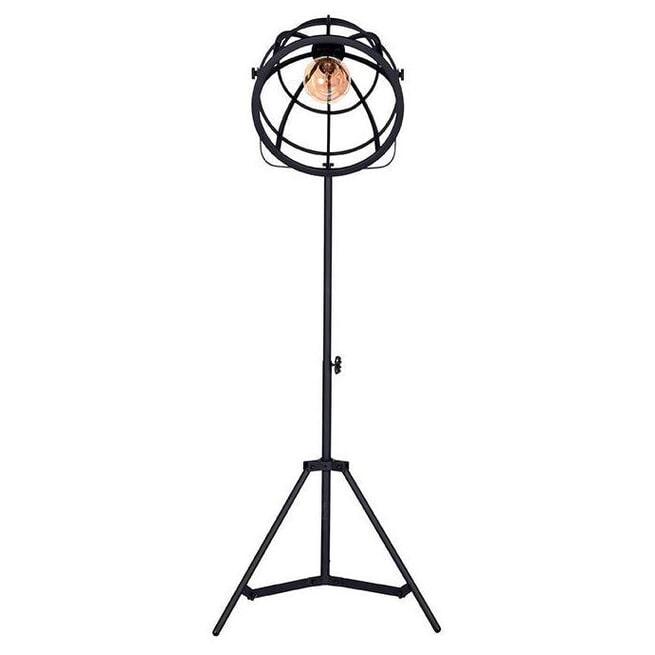 LABEL51 Vloerlamp 'Fuse', 170cm, kleur Zwart