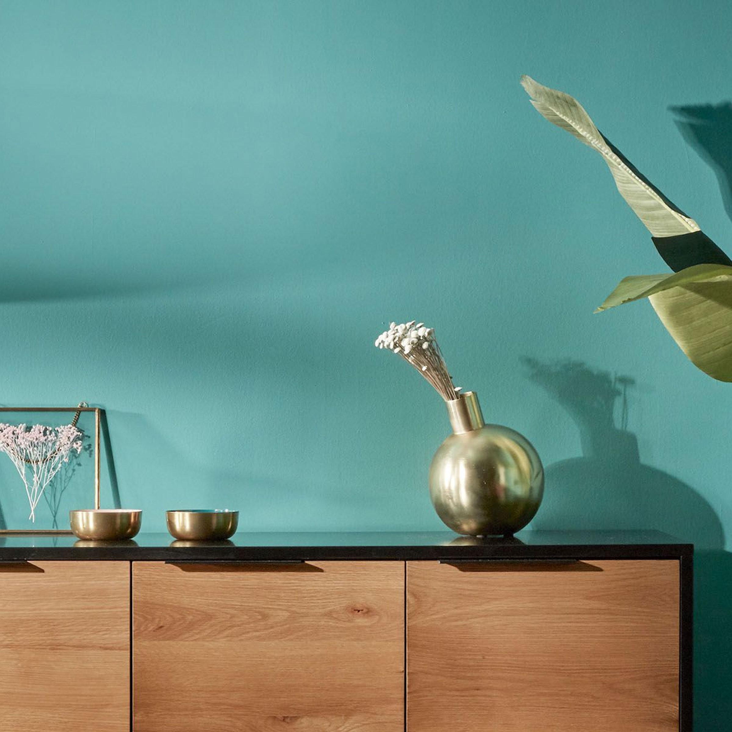 Kave Home Vaas 'Leanne' kleur Goud