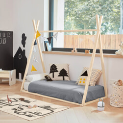 Kave Home Kinderbed 'Kiddo'