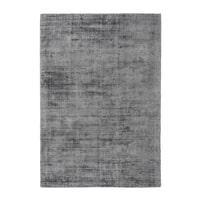 Kayoom Vloerkleed 'Luxury 110' kleur Grijs / Antraciet, 80 x 150cm
