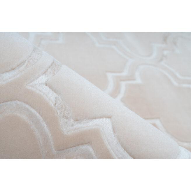 Kayoom Vloerkleed 'Monroe 100' kleur crème