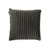 By-Boo Kussen 'Delight' 45 x 45cm, kleur Black