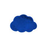 Kayoom Vloerkleed 'Wolkje' kleur Blauw, 60 x 90cm