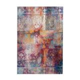 Kayoom Vloerkleed 'Galaxy 100' kleur Multicolor, 120 x 180cm