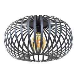 Urban Interiors plafondlamp Flow Ø40x23, kleur Vintage Black
