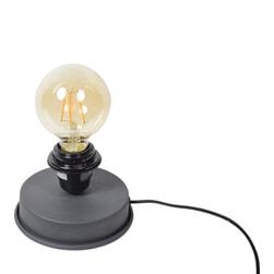 Urban Interiors tafellamp 'Base', kleur Zwart