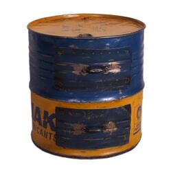 Artistiq Bijzettafel 'Drumline' met 2 laden