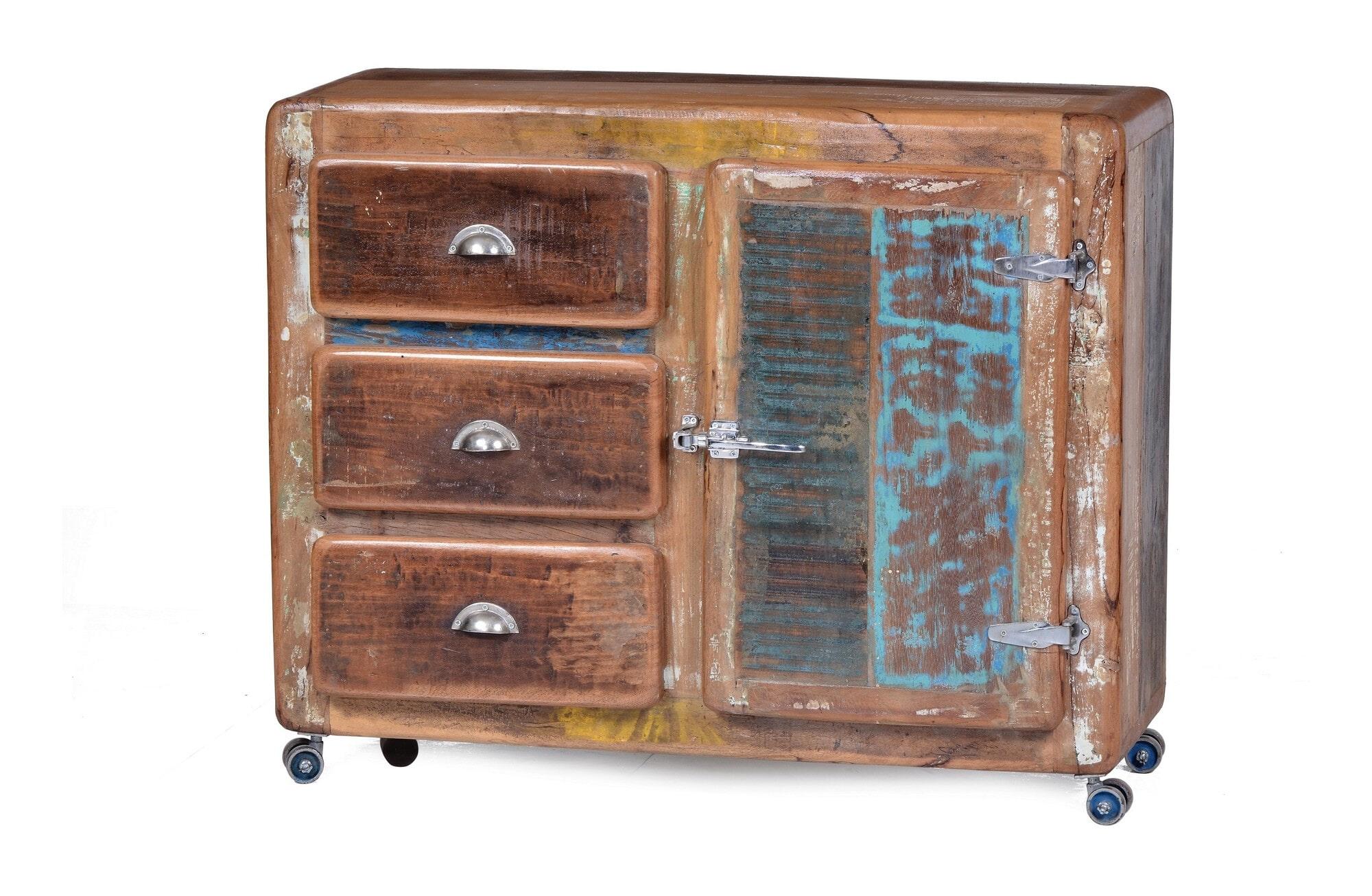 Op Design & Trends: Alles voor de inrichting van uw woning is alles over meubelen te vinden: waaronder meubelpartner en specifiek Artistiq Dressoir Fridge 100cm, met 1 deur en 3 laden (Artistiq-Dressoir-Fridge-100cm-met-1-deur-en-3-laden21324)
