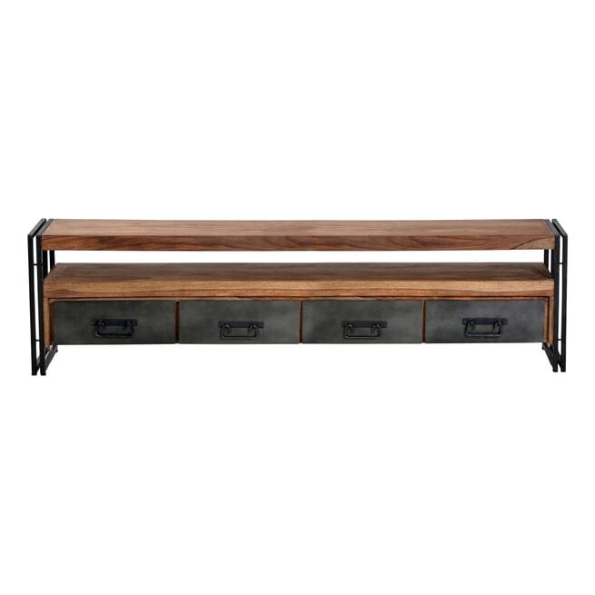 Artistiq Industrieel TV-meubel 'Panama' 200cm