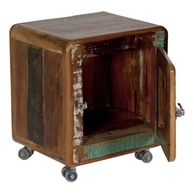 Artistiq Nachtkastje 'Fridge' met 1 deur