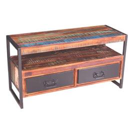Artistiq TV-meubel 'Bali Vintage' multicolor, 107cm