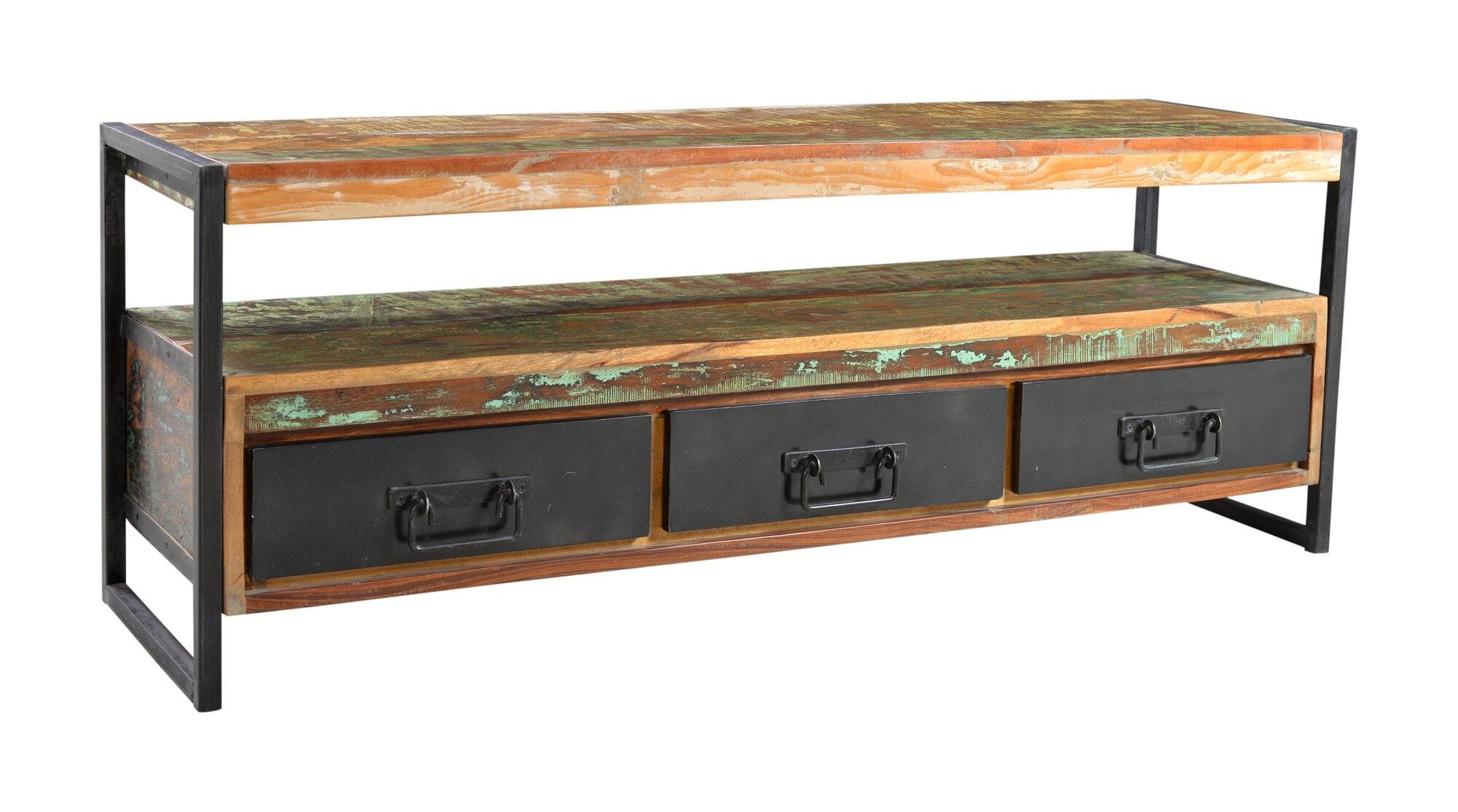 Artistiq TV-meubel 'Bali Vintage' multicolor, 155cm