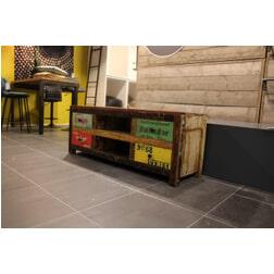Artistiq Tv-meubel 'Speedway' 130cm (Showroommodel)