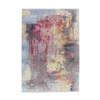 Kayoom Vloerkleed 'Antigua' 80 x 150cm, kleur Multicolor