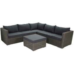 SenS-Line Loungeset 'Barca' Wicker
