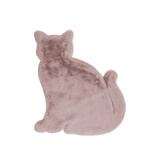 Kayoom Vloerkleed 'Kat' kleur Roze, 81 x 90cm