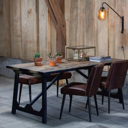 BePureHome Eettafel 'Craft'