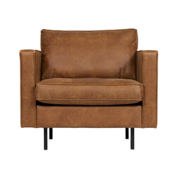 BePureHome Fauteuil 'Rodeo Classic'