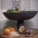 BePureHome Fruitschaal 'Essential', kleur Donkerbruin