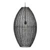 BePureHome Hanglamp 'Creative' 70cm, kleur Zwart