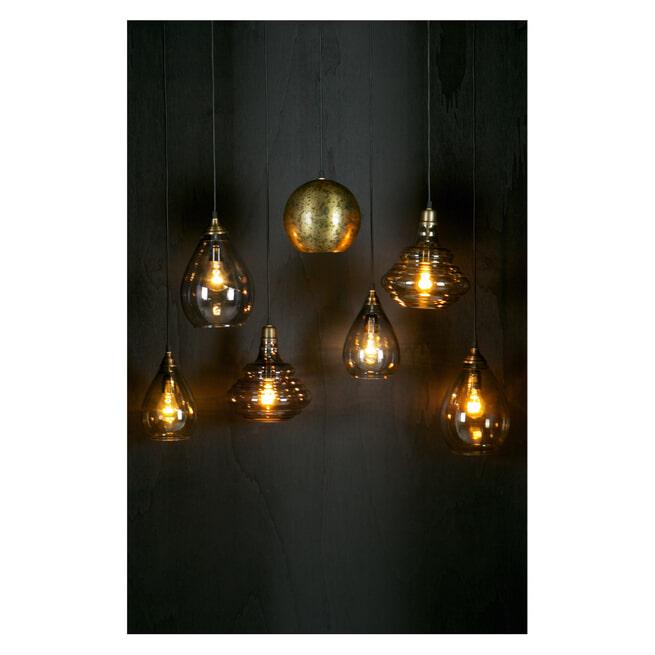 BePureHome Hanglamp 'Simple' Large, kleur Antique Brass