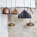 BePureHome Hanglamp 'Sparkle', kleur goud