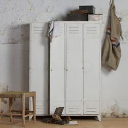 BePureHome Lockerkast 'Discover', kleur Wit