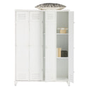 BePureHome Lockerkast 'Discover', kleur Wit